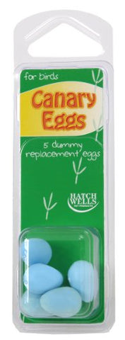 Hatchwell Co Ltd Hatchwells Canary Eggs 5Pk