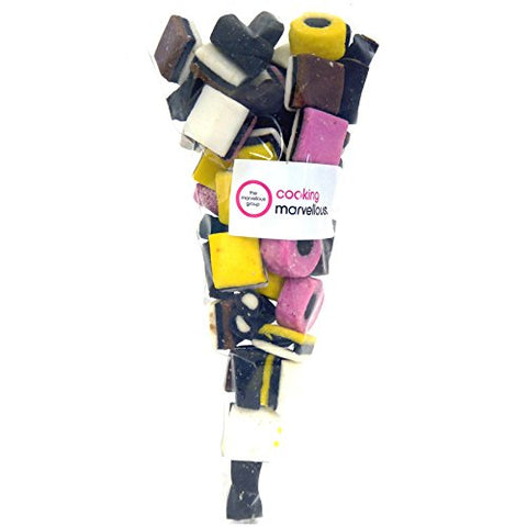 Liquorice Allsorts Candy Sweets 227g / half pound