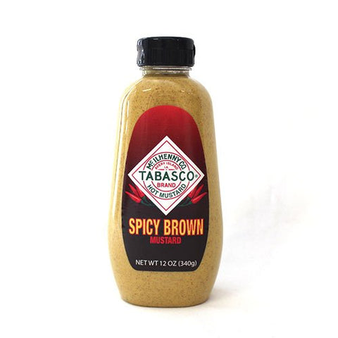 TABASCO Spicy Brown Mustard