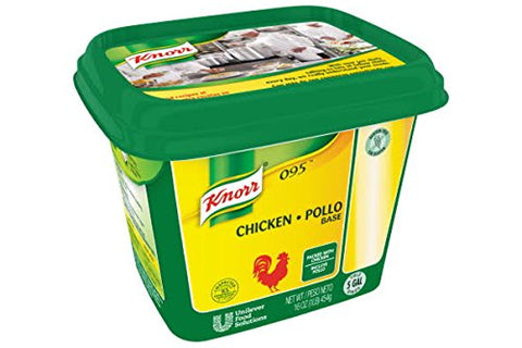 Chicken Pollo Base - 16oz (Pack of 3)