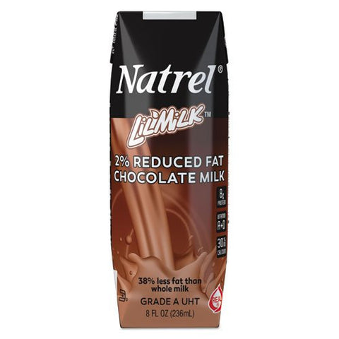 Parmalat 2% Milk - Chocolate - 8 oz - 3 pk
