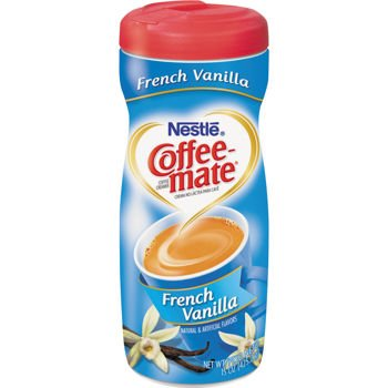 Nestlé Coffee-mate French Vanilla Powdered Creamer 15oz 3ct