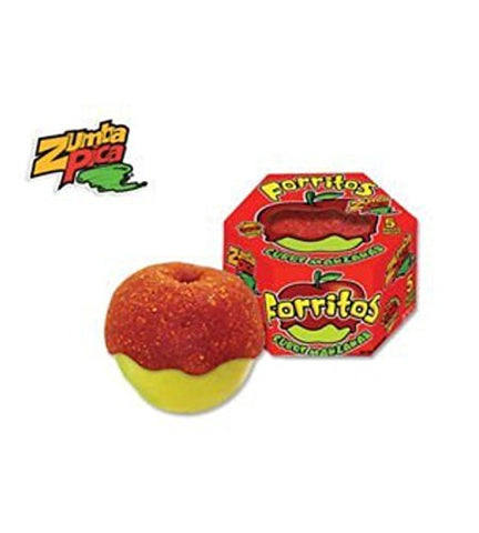 2 X Pasta Para Manzana Candy Paste to Cover Apples 10 Pcs