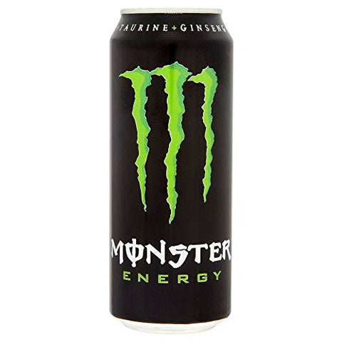 Monster Energy Drink (500ml) - Pack of 2