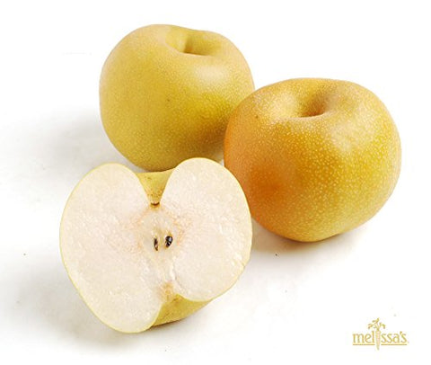 Melissa's Fresh Asian Pears, Set of 6