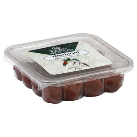 EDEN FOODS UMEBOSHI PLUMS, 7 OZ