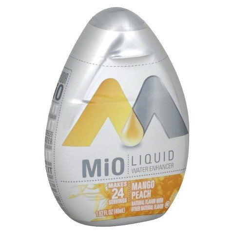 MiO Liquid Water Enhancer, Mango Peach 1.62 fl oz