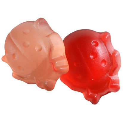 Yummi Yummi Fruit Gum Beetle Pomegranate Raspberry (2 x 200g)