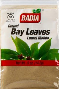 Badia Bay Leaves Ground 0.5 oz