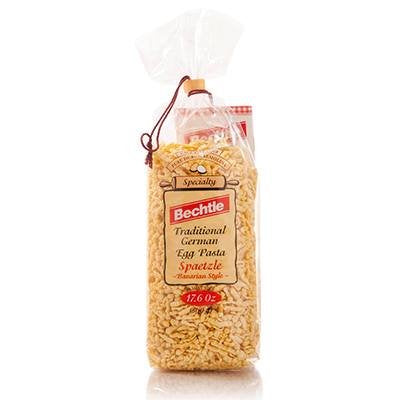 Spaetzle Bavarian Style (Traditional German Egg Pasta) - 17.6oz [12 units] by Bechtle.
