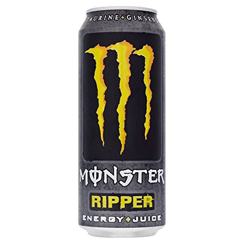 Monster Ripper Energy Drink (500ml) - Pack of 2