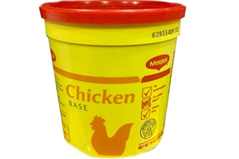 Chicken Base - 16oz (Pack of 3)