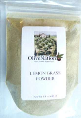 Lemon Grass Powder 4 oz