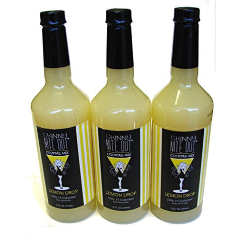 Skinny Nite Out Lemon Drop Martini Mix 3-pack