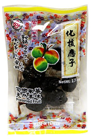 Preserved Fruit (Plum) - 2.5oz [Pack of 3]