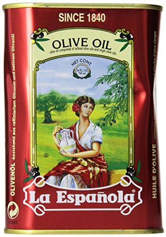 """La Espanola"" Pure Olive Oil 24oz"