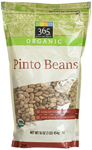 365 Everyday Value Organic Pinto Beans