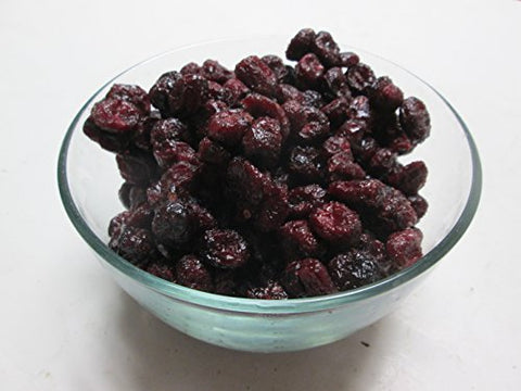 Candymax-Organic Dried Whole Cranberries-Apple Juice Infused, 5 pound bag. No Added Sugar ! US Product !