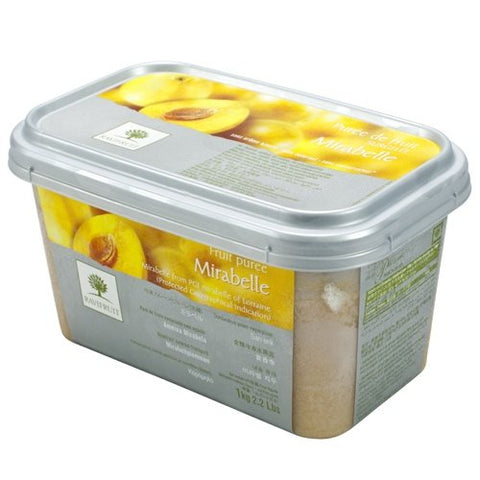 Mirabelle Plum Puree - 1 tub - 2.2 lbs