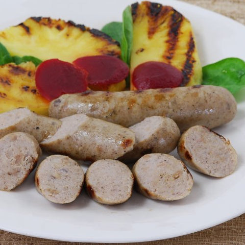 Chicken Sausage with Apple and Cranberry - 12 oz pack, 4 links