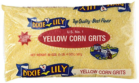 Dixie Lily Yellow Corn Grits