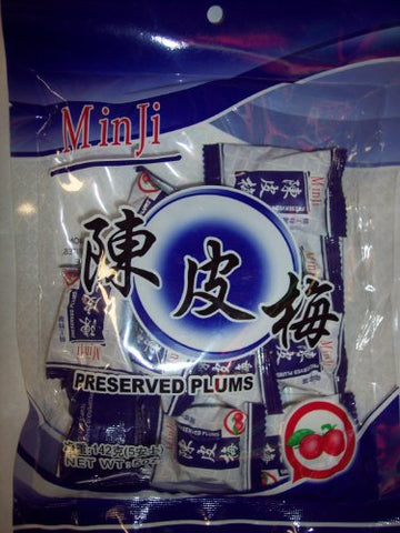 Minji Preserved Plums 5 oz