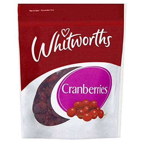 Whitworths Sweetened Cranberries (150g)