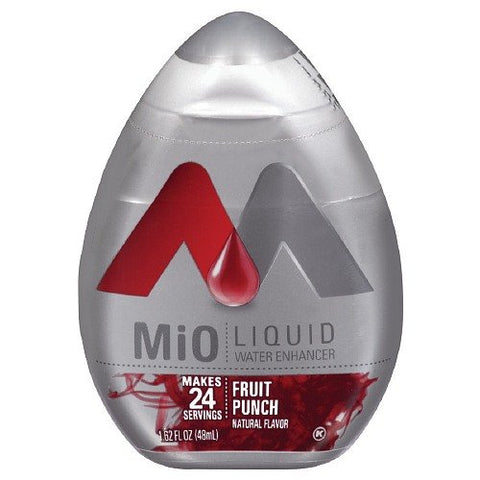 MiO Liquid Water Enhancer, Fruit Punch 1.62 fl oz