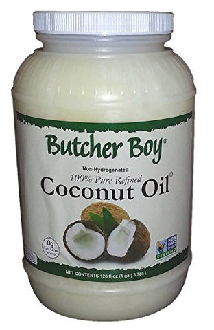 Butcher Boy 76 Degree Coconut Oil 1 Gallon