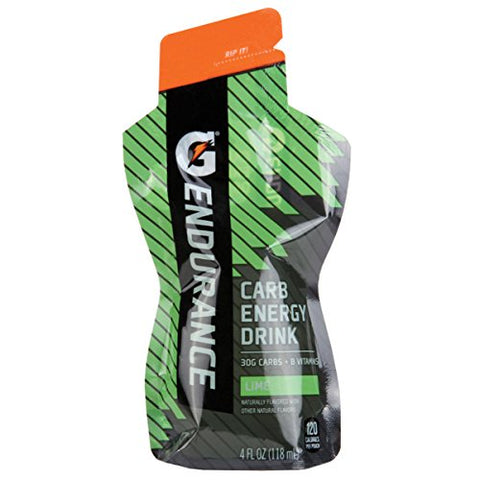 Gatorade Endurance Formula Carb Energy Drink, 10 Count