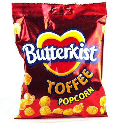 Butterkist Popcorn - Toffee (100g)