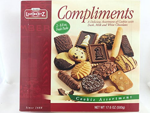 Henry Lambertz - Compliments Cookie Assortment Gift Box