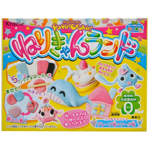 Neri Candy Land Kracie Popin' Cookin' DIY candy kit