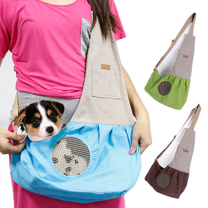 Sling Canvas Dog Carrier
