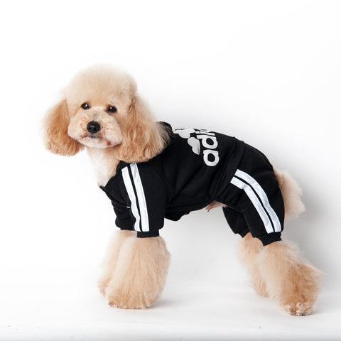 Adidog Tracksuit for Dogs