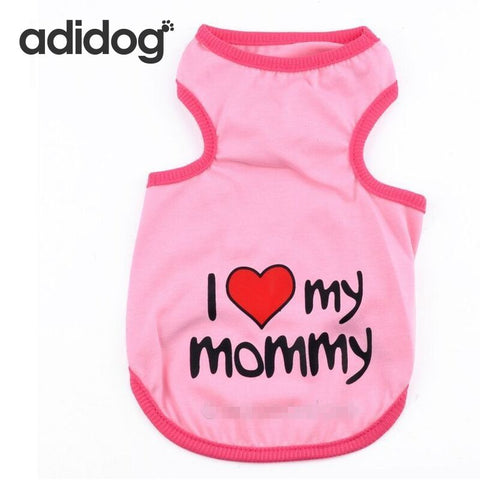Adidog Dog Vest for Summer