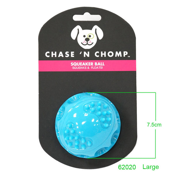 Squeaking Bouncing Ball for Dogs