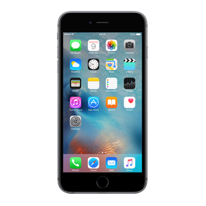 iPhone 6S Unlocked Space Grey Front