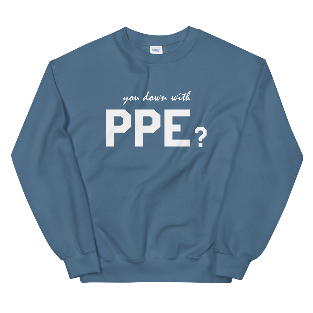 Sweatshirt - PPE Light