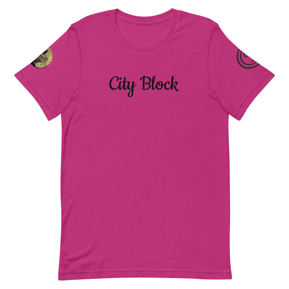 Personalize Your Block T- Your Choice