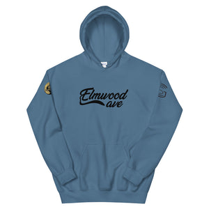 City Blocks Hoodie- Elmwood Ave