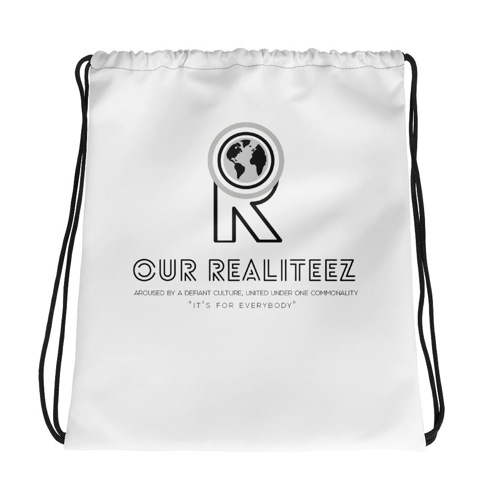 Our RealiTeez Drawstring Bag