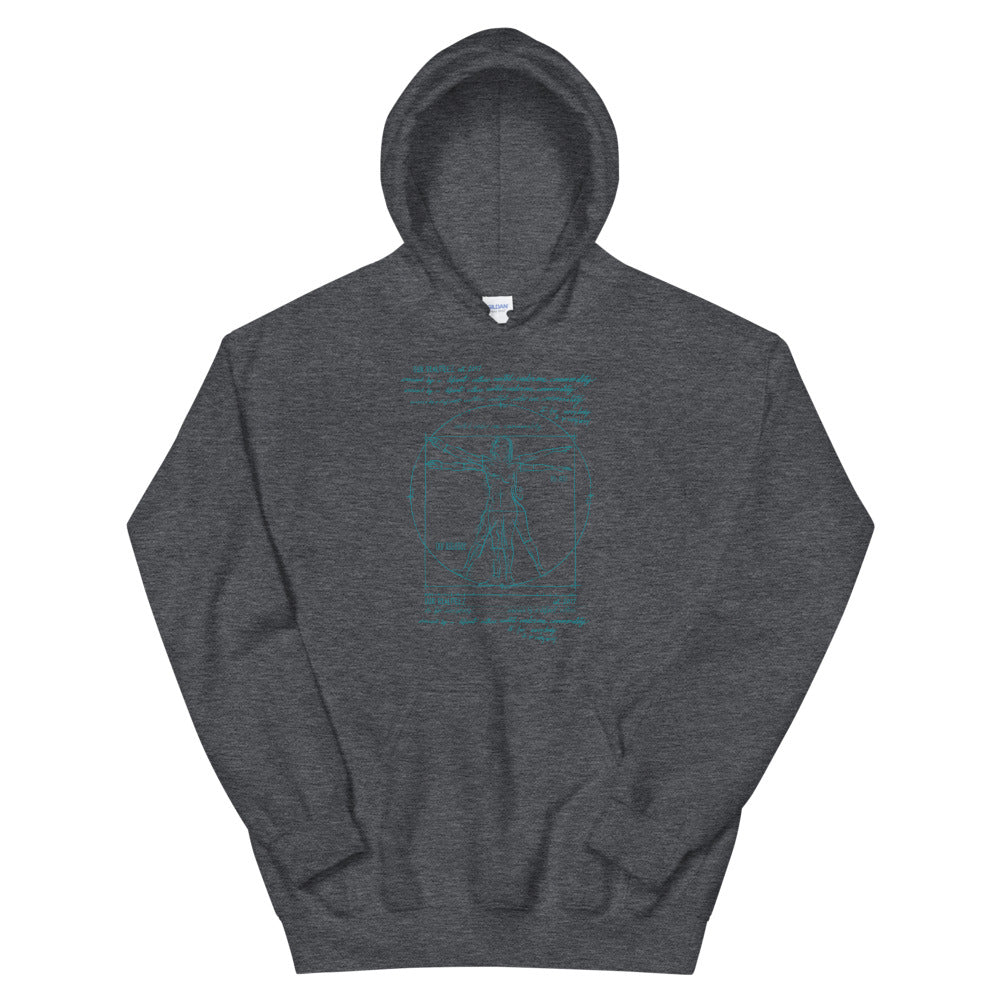 Hooded Sweatshirt- Equalitee OG