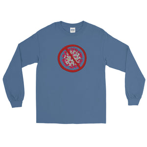 Long Sleeve T - No Covid19 Sign