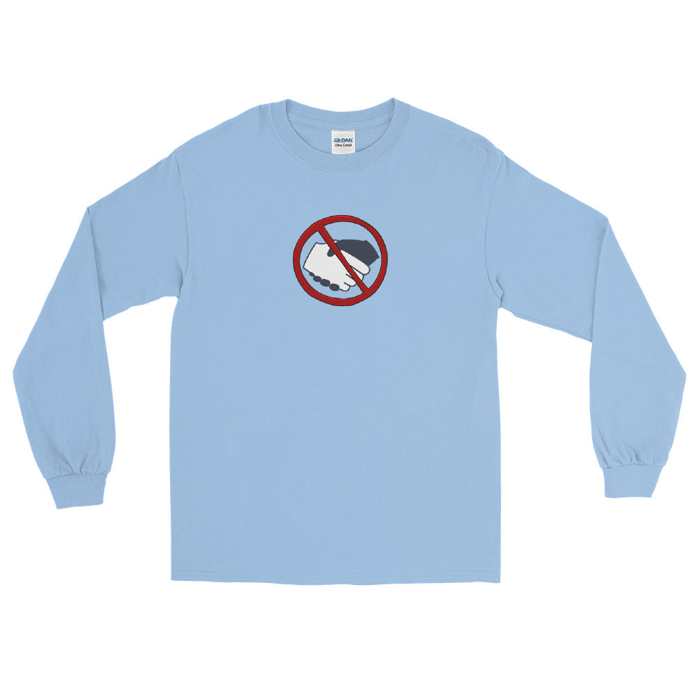 Long Sleeve T - No Hands