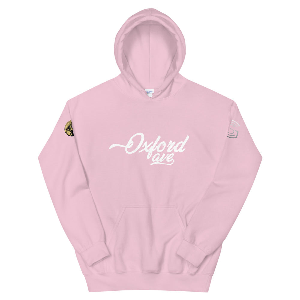 City Blocks Hoodie- Oxford Ave