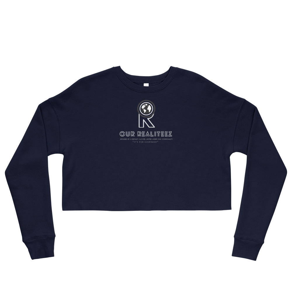 Our Cuteez Sweatshirt - Illuminated Logo on Deck