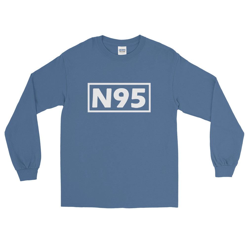 Long Sleeve Shirt T - N95 Light