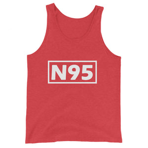 Unisex Tank Top - N95 Light