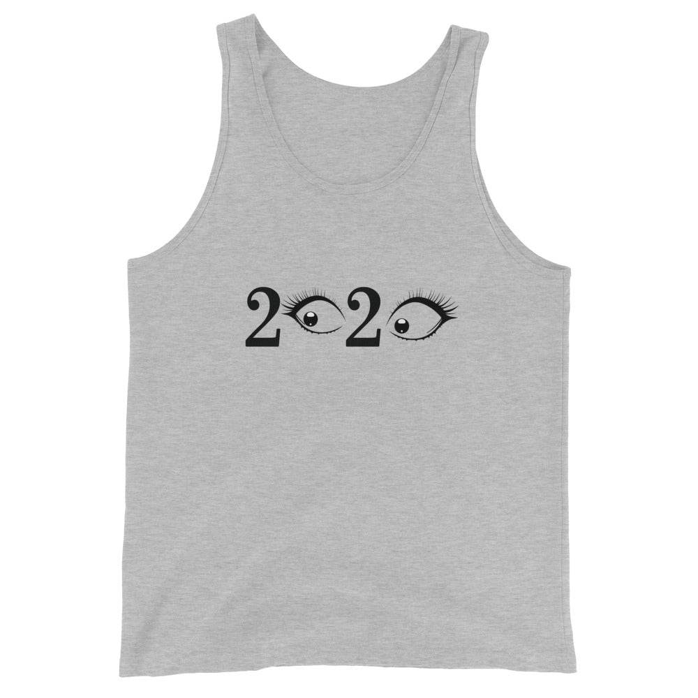 Unisex Tank Top - 2020 F Dark *Only sold through 12/31/20*